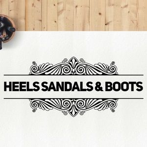 Other - Various heels, sandals & boots